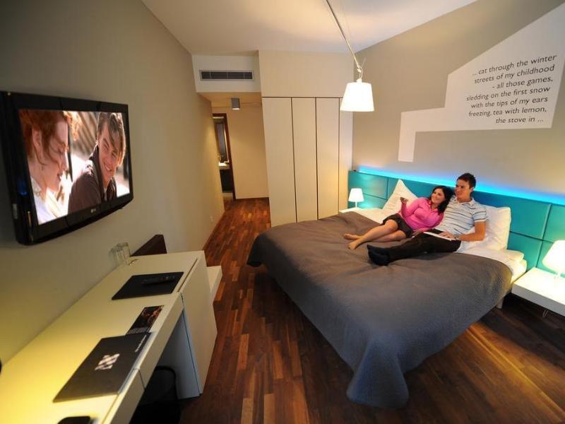 Moods boutique hotel prague czech republic for Boutique accommodation prague