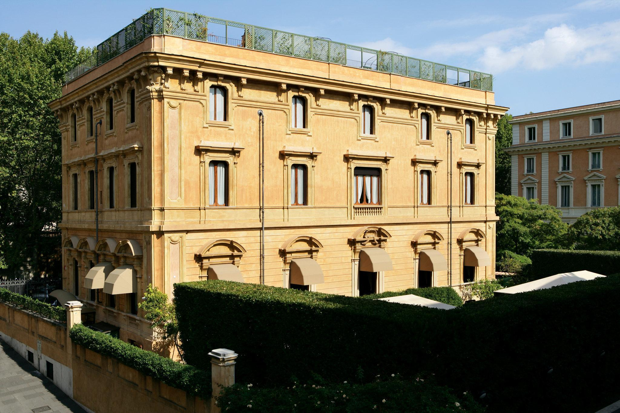 Villa Spalletti Trivelli – Small Luxury Hotels of The World – Rome 1