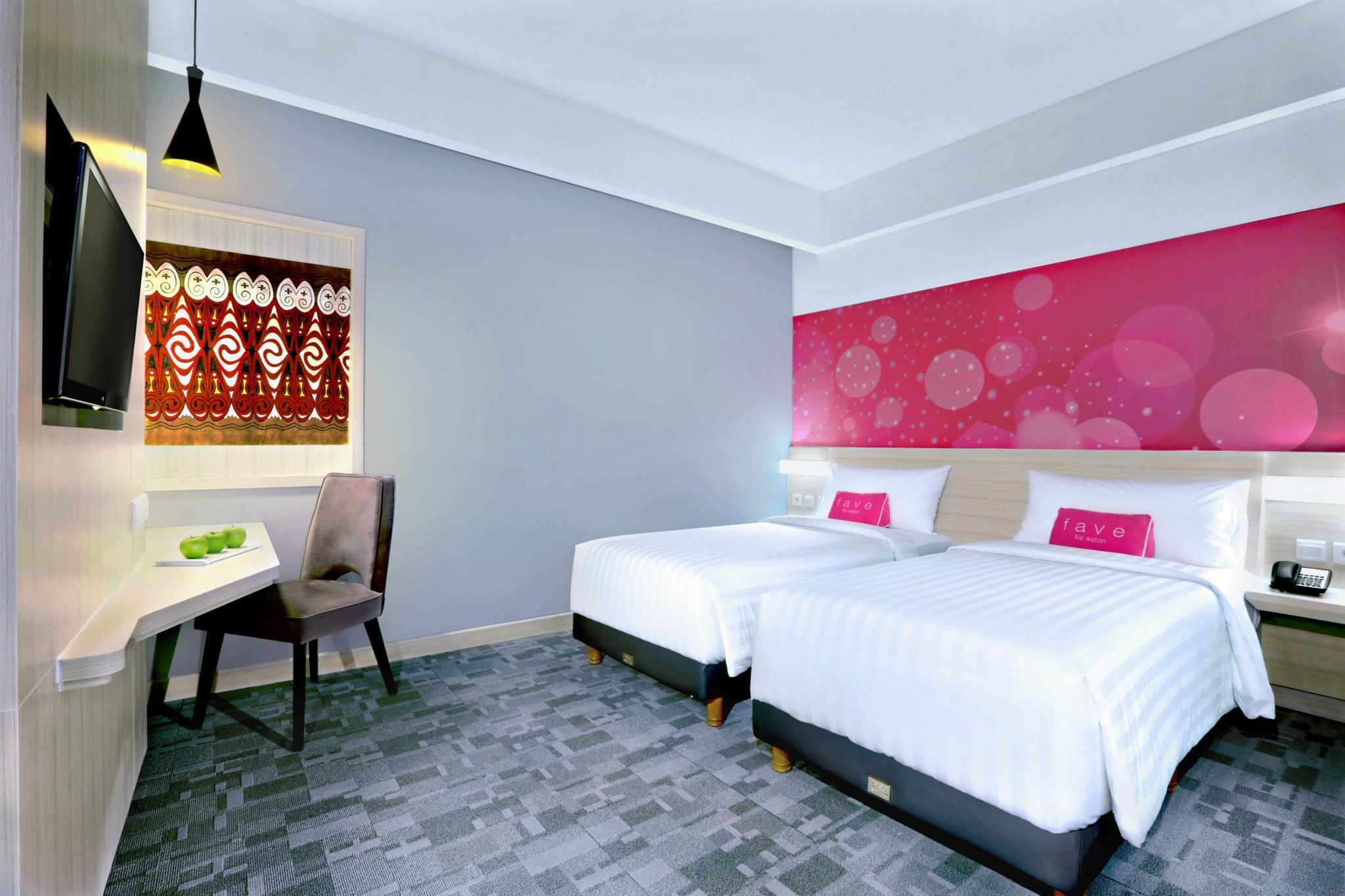 Hotel favehotel Jayapura - Jalan Jenderal Ahmad Yani No. 12 Gurabesi, Jayapura Utara - Jayapura