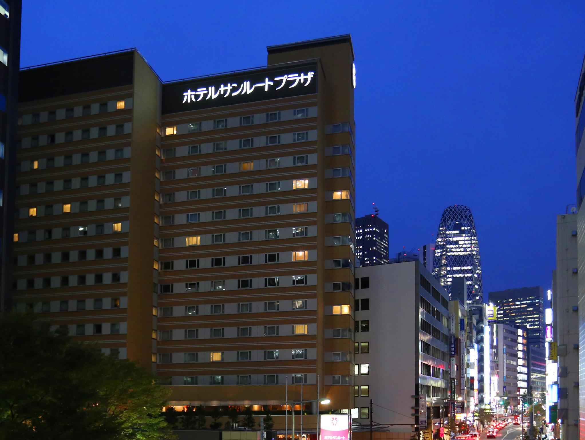 Hotel sunroute plaza shinjuku shinjuku tokyo japan for Hotels japon