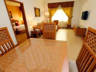 M Suites Hotel Johor Bahru - 1 Bedroom Suite Layout
