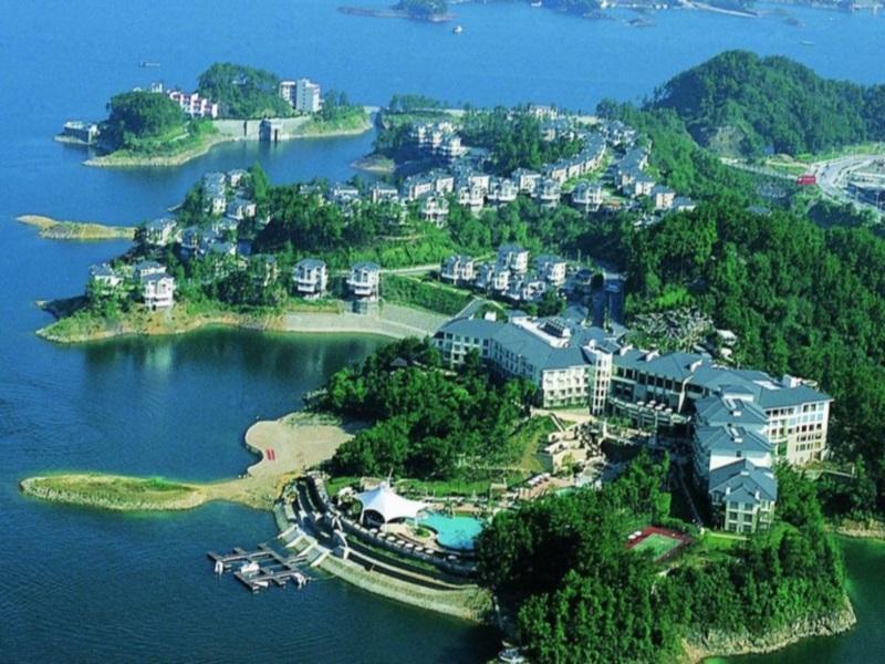 Qiandao Lake (Chunan) China  city photos gallery : ... Hangzhou Qiandao Lake Resort Qiandao Lake Chunan , China: Agoda.com