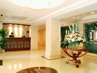 GreenTree Inn GuangDong DongGuan HouJie Business Hotel Dongguan - Empfangshalle