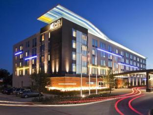 aloft Hotel in ➦ Plano (TX) ➦ accepts PayPal