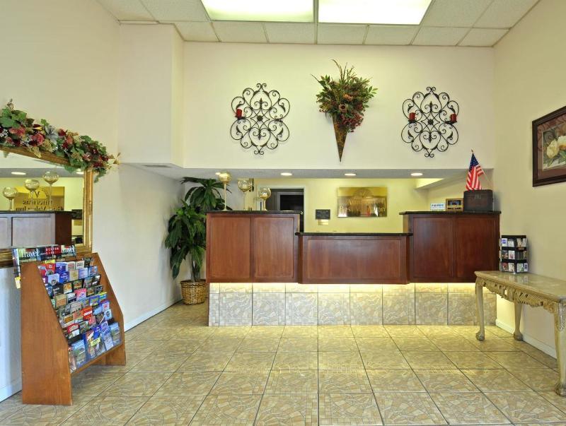 Americas Best Value Inn Bossier City Shreveport