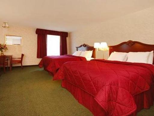 ➦  Choice Hotels    (Montana) customer rating