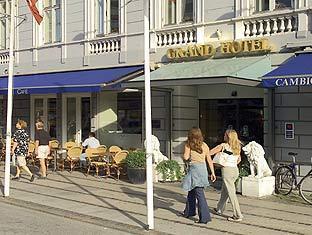 Grand Hotel Copenhagen - Entrance
