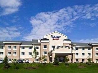 Fairfield Inn and Suites By Marriott Augusta Augusta (ME) - Exterior