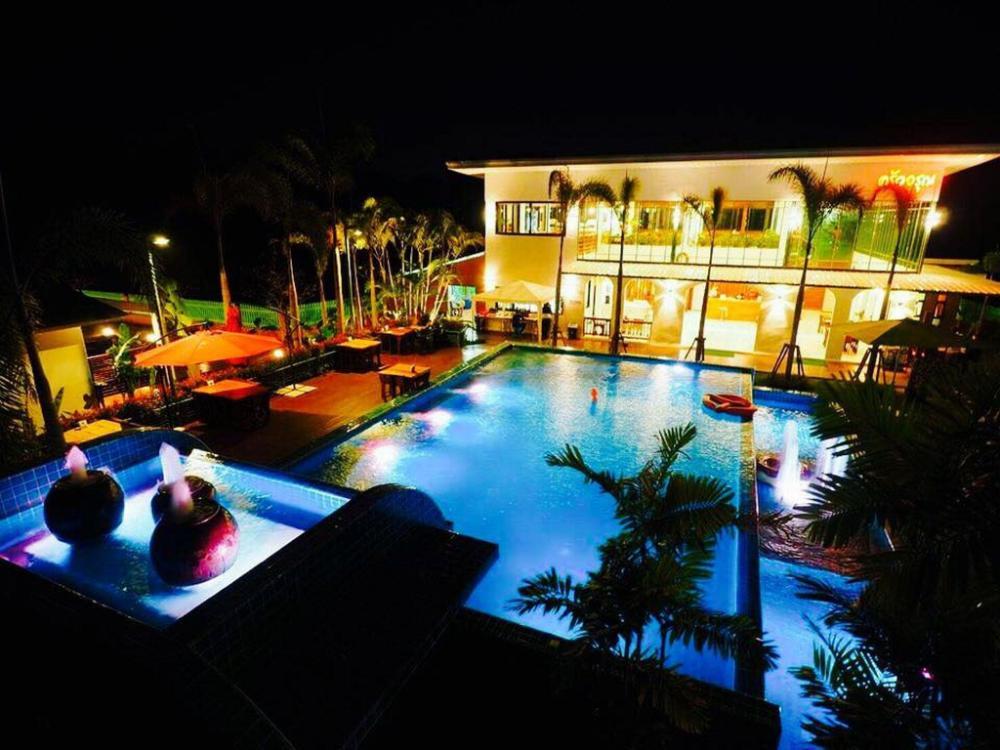 Green Terrace Resort & Restaurant