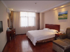 GreenTree Inn Chuzhou World Trade Plaza Longpan express Hotel, Chuzhou