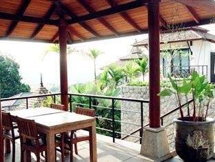 Sensive Hill Hotel Phuket - Balcon/Terasă