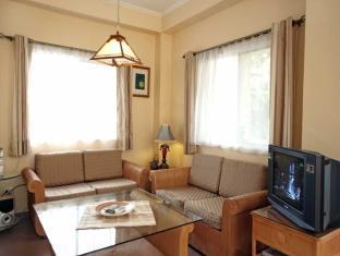 Sun Apartelle Hotel Бохол - Вітальня