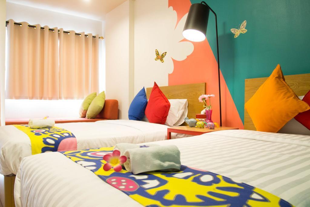 Non Nid Non Noi Design Residence,นอนนิดนอนหน่อย ดีไซน์ เรสซิเดนซ์