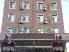 GreenTree Inn Lvliang Wenshui Zetian Street Shell Hotel, Lvliang