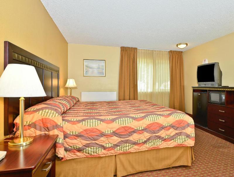 Americas Best Value Inn Kettleman City - Kettleman City, CA 93239