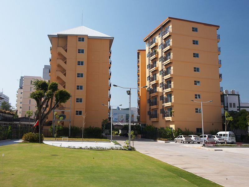 J Town serviced Apartments Chonburi