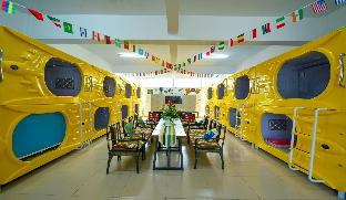 Beihai Youth International Space Capsule