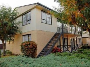 Avalon Court Accommodation Christchurch - Exterior