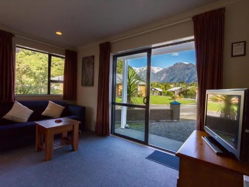 Terrace Motel PayPal Hotel Franz Josef Glacier
