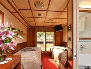 Florentina Boat Hotel Prāga - Istaba viesiem