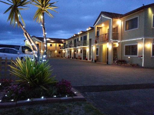 New Castle Motor Lodge PayPal Hotel Rotorua