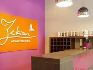 Zekian Boutique Apartments ® Берлин