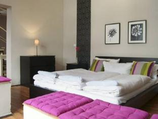 Zekian Boutique Apartments ® Berlin - Gjesterom