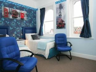 3 Norfolk Square Hotel Great Yarmouth - Twin Room