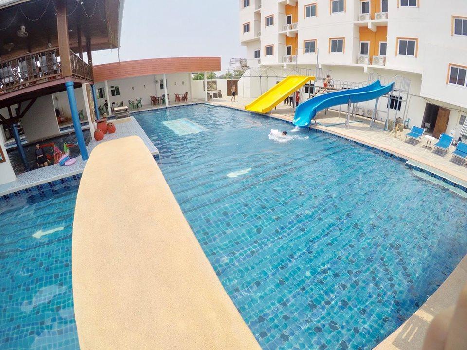 VC Phayao Hotel,โรงแรมวีซี พะเยา