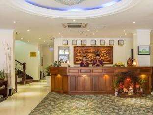 Cardamom Hotel & Apartment Phnom Penh - Reception