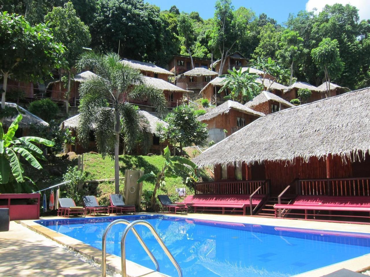 แบมบู เมาน์เทนวิว พีพี รีสอร์ท (Bamboo Mountain View Phi Phi Resort)