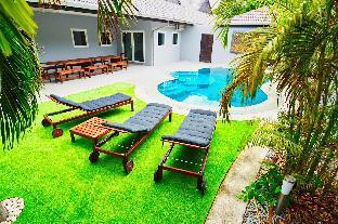 %name Luxury 6 bed Villa private pool near best beach พัทยา