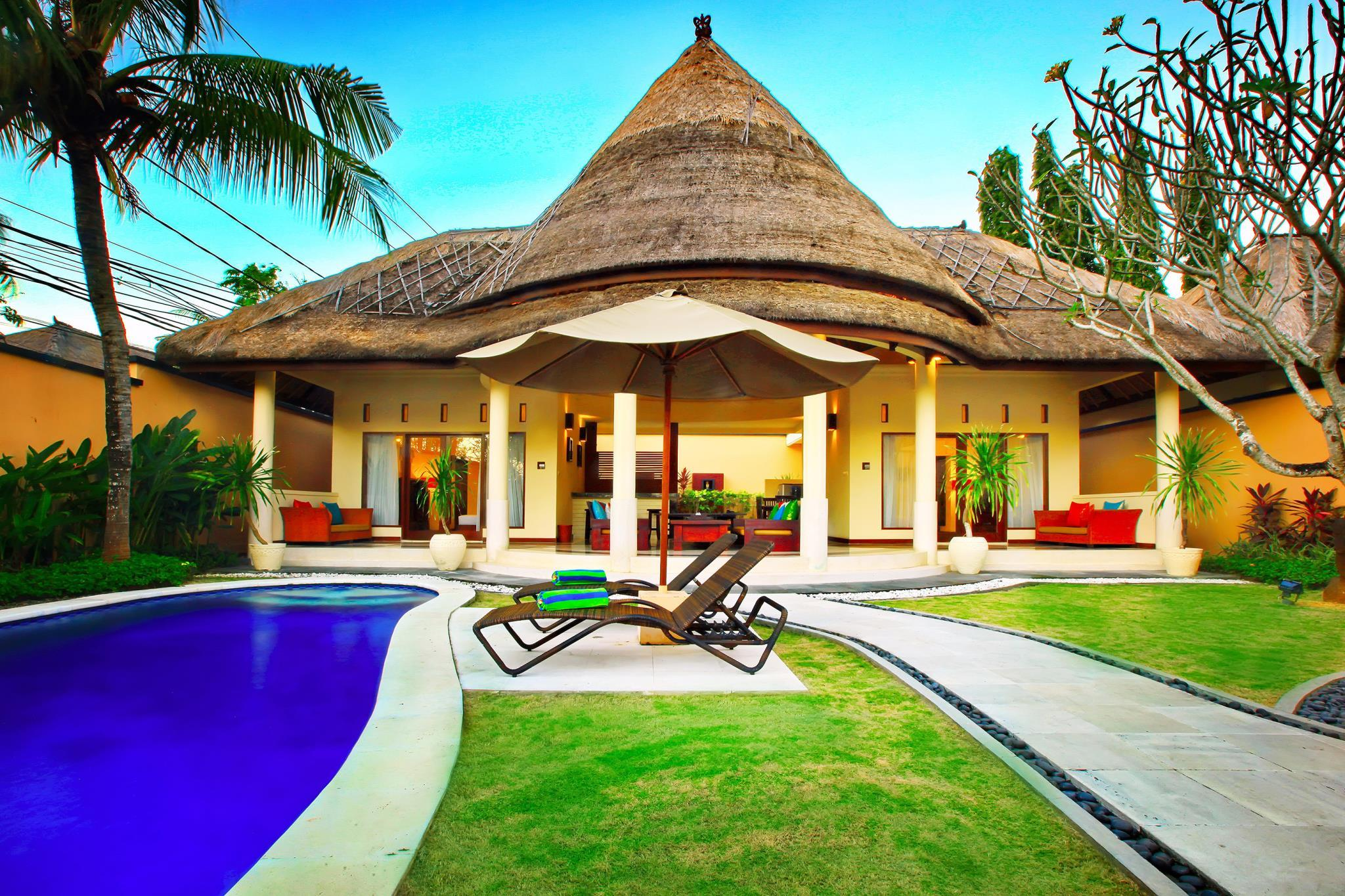 The Mutiara Jimbaran Boutique Villas