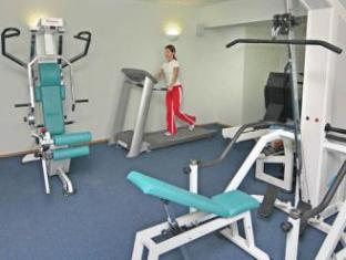Spa Estonia White Building Hotel Parnü - Gimnasio