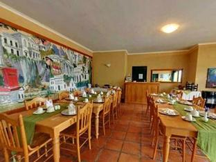 Bellevue Manor Holistic Wellness Retreat Stellenbosch - Restaurant