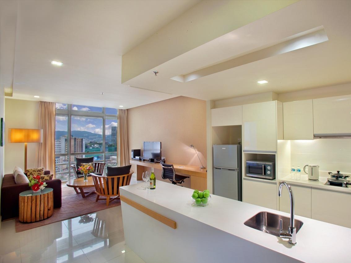 PARKROYAL Serviced Suites Kuala Lumpur Kuala Lumpur