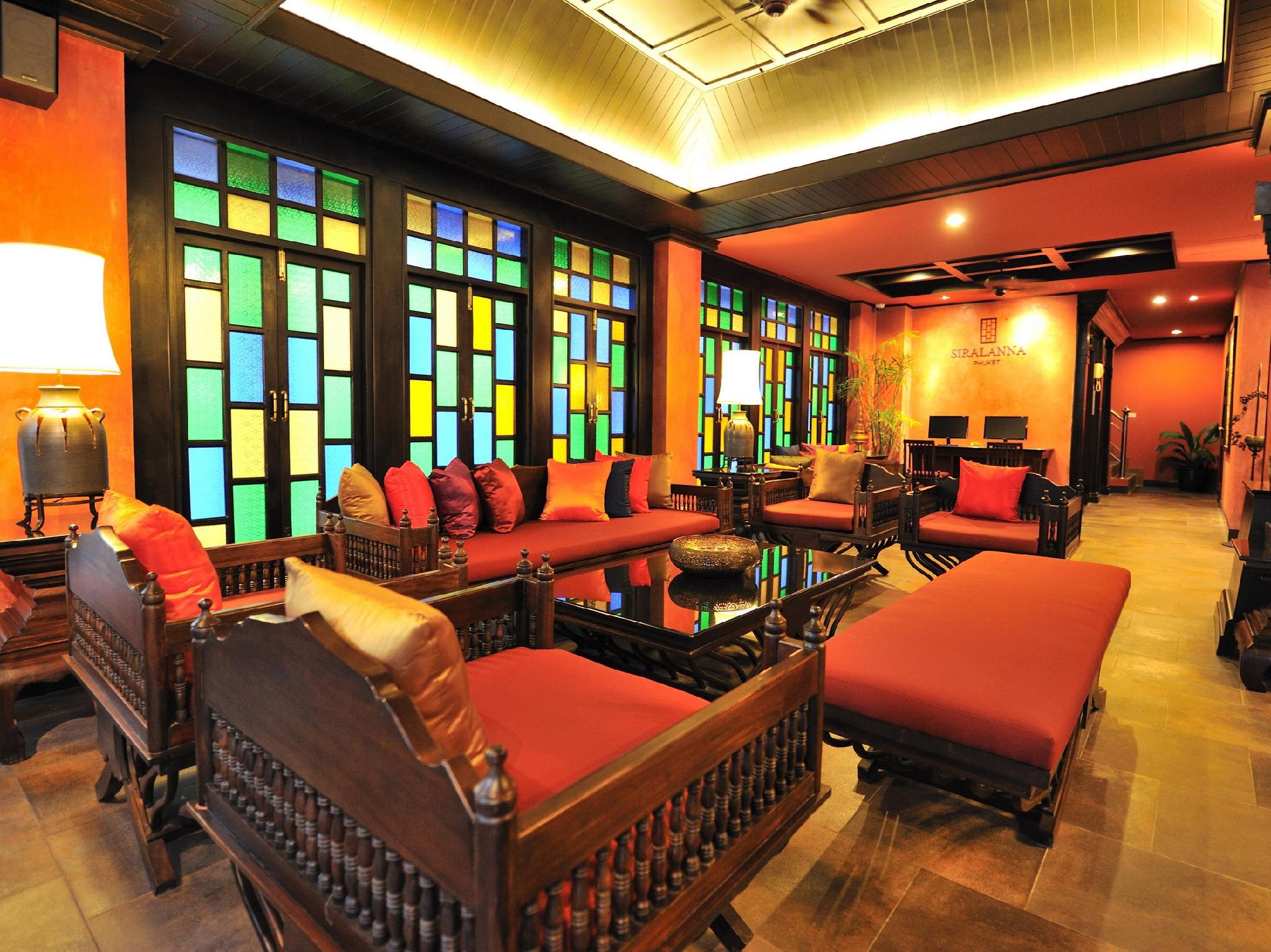 โรงแรมสิราลานนา ภูเก็ต