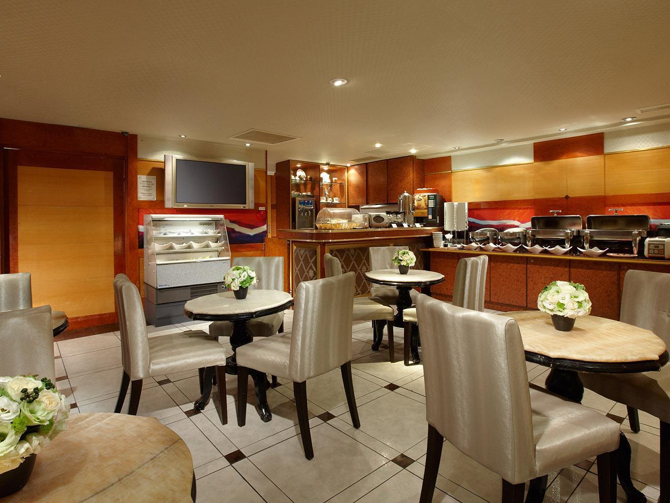 Taiwan Hotel Accommodation Cheap | Restaurant