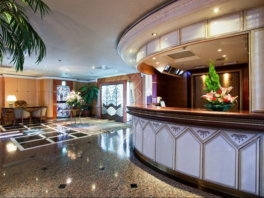 Taiwan Hotel Accommodation Cheap | Reception