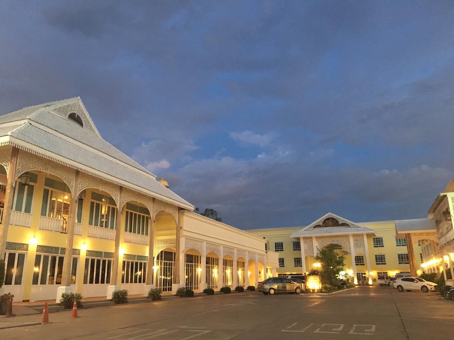 โรงแรม อมรรักษ์โฮเทล