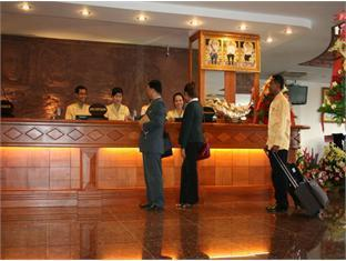 Wenzhou Business Hotel Phnom Penh - Reception