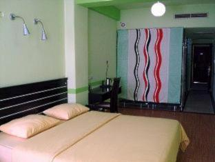 Hotel Citi International Sunyatsen Medan - Guest Room