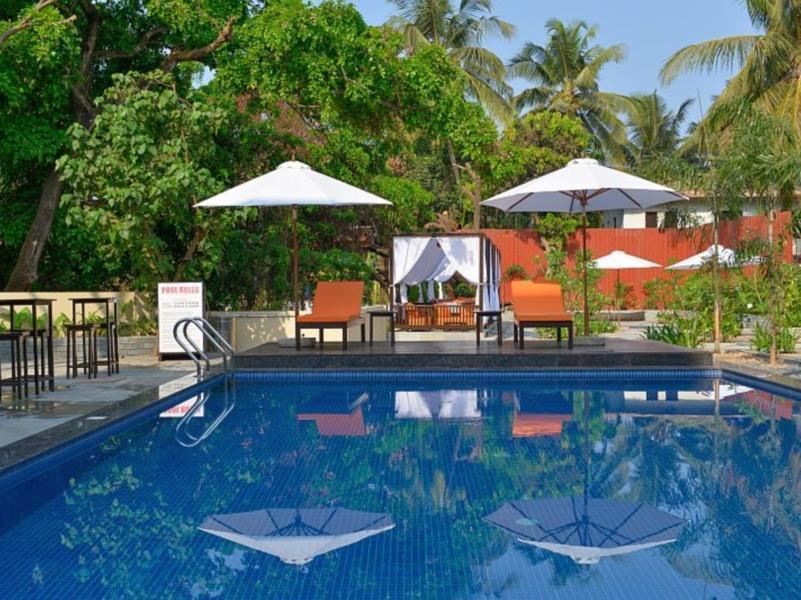 Sinq Beach Resort Goa