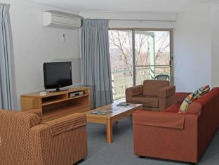 Kingston Terrace Serviced Apartments Canberra - Suite Room