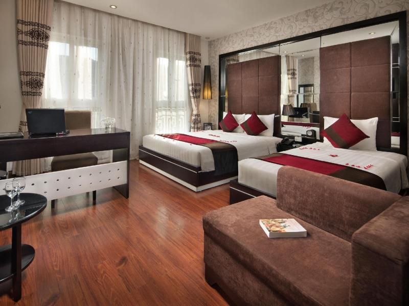 ハノイ モメント(Hanoi Moment Hotel)