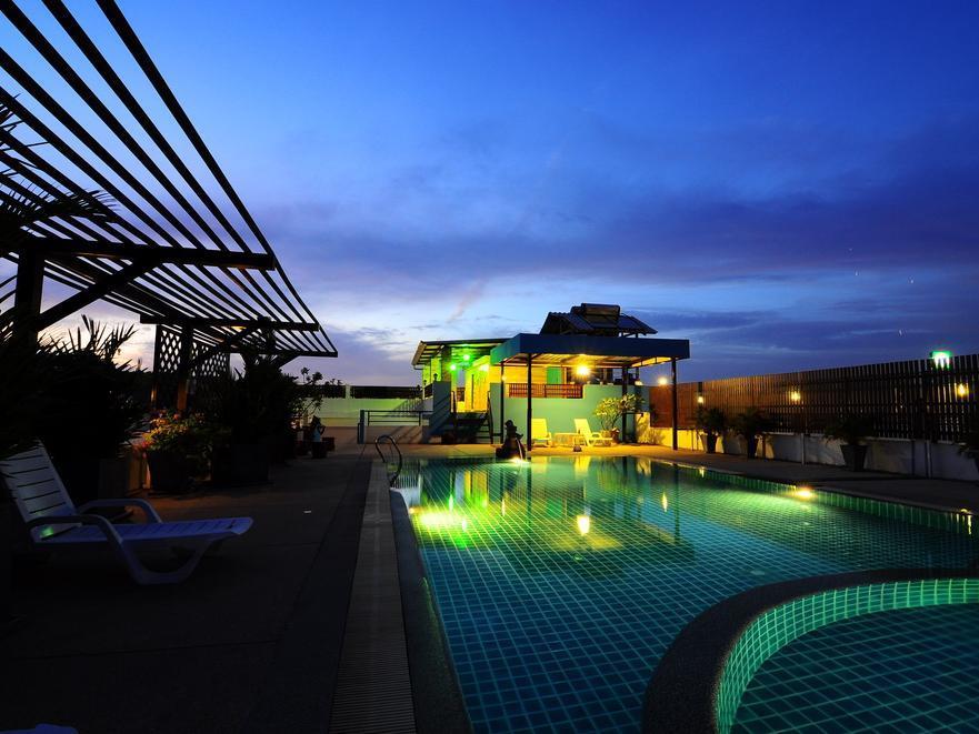 Tuana YK Patong Resort Hotel