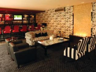 No5 Boutique Art Hotel Port Elizabeth - Pub/Lounge