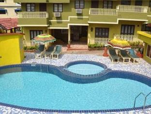 San Joao Holiday Homes Süd Goa - Schwimmbad