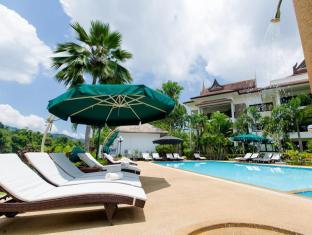 The Serenity Golf Hotel Phuket - Bể bơi