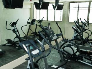 Diamond Suites & Residences Cebu City - Fitness prostory